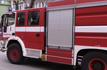 53 пожара за четири дни, са регистрирани в област Пазарджик