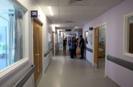 22 са свободните легла в Инфекциозното отделение на болницата в Пазарджик