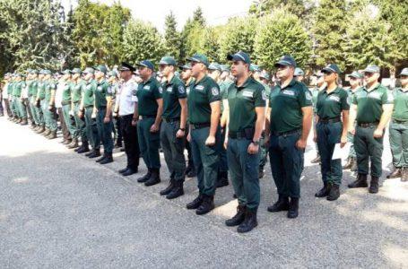 """В Пазарджик 82 стажанти от Главна дирекция """"Гранична полиция"""" положиха клетва"""