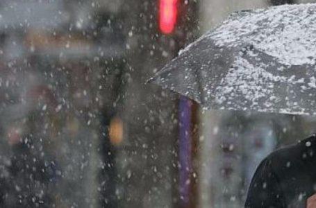 На много места в страната ще има валежи от дъжд, на места с гръмотевици