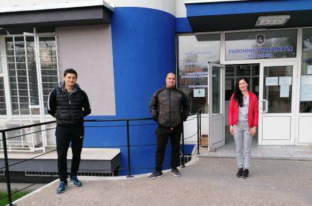Трима жители на Пазарджик намериха и предадоха в полицията дамска чанта с пари и документи