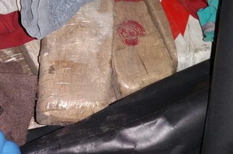 Предотвратена е контрабанда на 100 кг хероин на ГКПП Капитан Андреево
