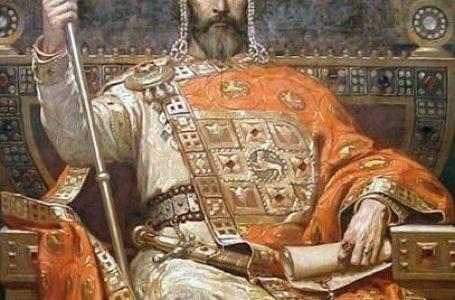 27 май 927г. – смъртта на Цар Симеон I Велики