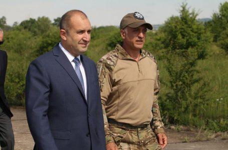 Новият шеф на НСО е полковник Емил Тонев