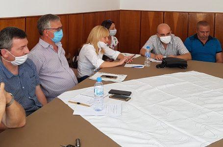 Д-р Кабаиванов: Общината застава зад проблемите на животновъдите от Калофер