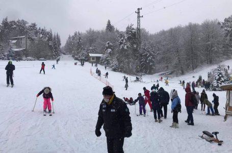 Ски сезонът на летовище Свети Константин е открит
