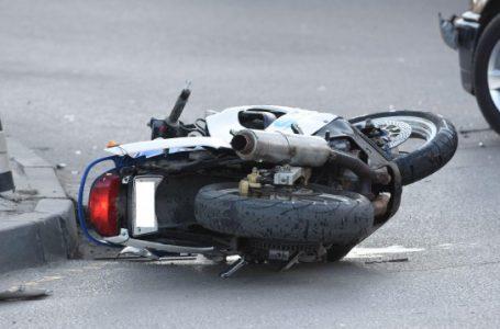 При пътен инцидент в Главиница има пострадал мотоциклетист