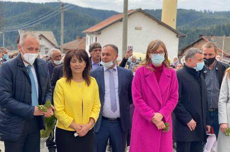 Днес бе открито изцяло новото училище в село Биркова, община Велинград